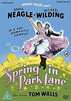 Spring In Park Lane