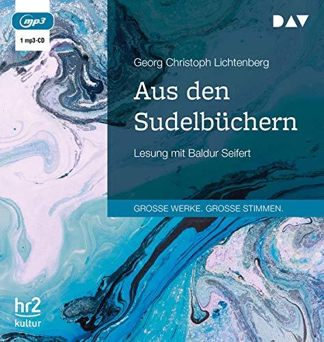 Aus den Sudelbüchern: Lesung mit Baldur Seifert (1 mp3-CD)
