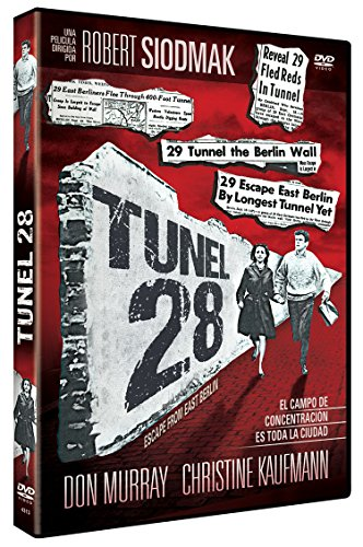 Túnel 28 DVD 1968 Escape from East Berlin