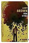 Père et fils par Brown