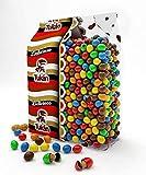 TUKANITOS COLOR. Cacahuetes chocolate con leche recubiertos de azúcar coloreada 1000 g.