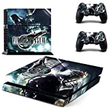 Playstation 4 Skin Set – Fantasy - HD Printing Vinyl Skin Cover Protective for PS4 Console and 2 PS4 Controller by KAJAL MANI