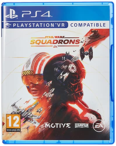 Star Wars: Squadrons (Psvr Compatible) PS4 - PlayStation 4