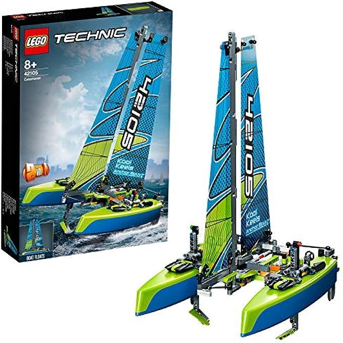 LEGO Technic Catamaran 42105 (new 2020)