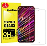 CaseExpert 2 Pack - UMIDIGI F1 Tempered Glass, Tempered