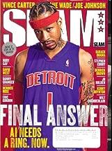 SLAM Magazine: Allen Iverson (March 2009)