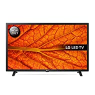 LG 32LM637BPLA 32 inch HD HDR Smart LED TV, with Quad Core Processor, Active HDR, Alexa compatible