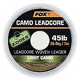 FOX Edges Camo Leadcore 7m, Farbe:Light Camo -