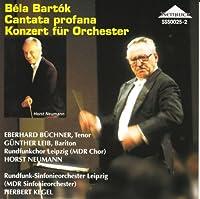 バルトーク:カンタータ・プロファーナ、管弦楽のための協奏曲