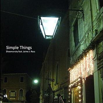Simple Things (feat. Jaime J. Ross)