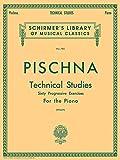 Pischna - technical studies: Pischna - Technical Studies Schirmer Library of Classics Volume 7: 792 (Schirmer's Library of Musical Classics)