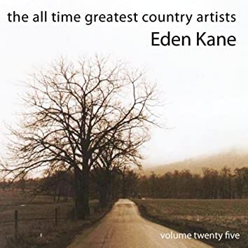 The All Time Greatest Country Artists-Eden Kane-Vol. 25