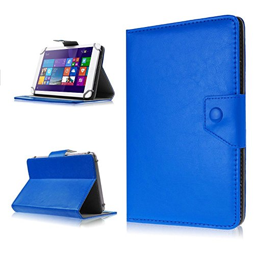 na-commerce Medion Lifetab S10351 S10352 Tasche Schutz Hülle Schutzhülle Tablet Hülle Bag, Farben:Blau