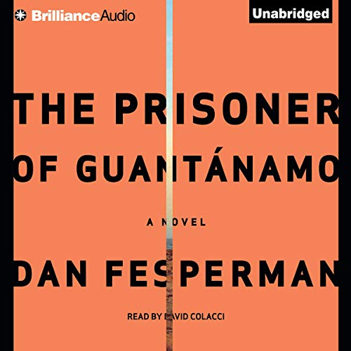 The Prisoner of Guantánamo audiobook cover art