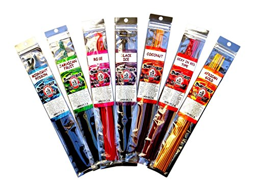 "Blunteffects 11"" Incense: 15 Assorted Fragrance Pack"