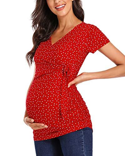 Glampunch Women's Maternity Shir...