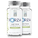 Fórmula desintoxicante FORZA – Limpieza intestinal – 180 cápsulas