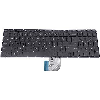GinTai US Keyboard with Frame Black Replacement for HP 15-g011ca 15-g011nr 15-g012dx 15-g126ds 15z-g100 CTO 15-g137ds 15-g163nr 15-g166nr 15-g170nr 15-g069cl 15-g070nr 15-g071nr 15-g072nr