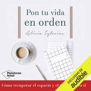 Pon tu vida en orden [Put Your Life in Order] Titelbild