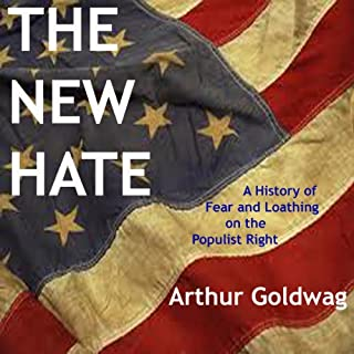 The New Hate audiobook cover art