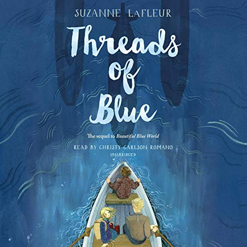 Couverture de Threads of Blue