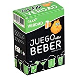 Glop Verdad - Juego para Beber - Juego de cartas para Fiestas de...