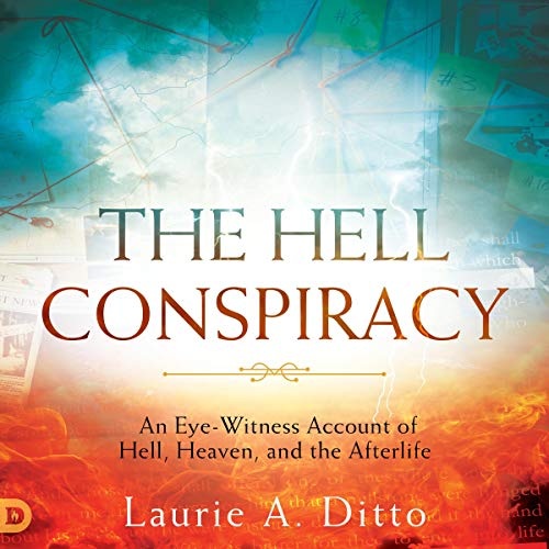 The Hell Conspiracy audiobook cover art