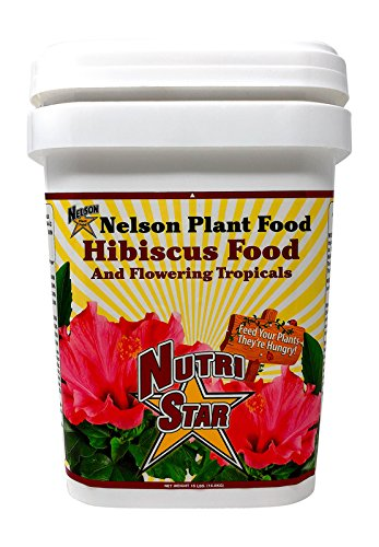 Hibiscus and Flowering Tropicals NutriStar by Nelson Plant Food
