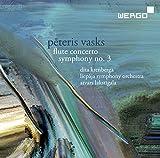 Flute Concerto | Sinfonie 3 - Dita Krenberga