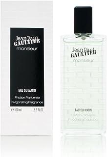 Jean Paul Gaultier Monsier Friction Perfumee Eau Du Matin, 100ml