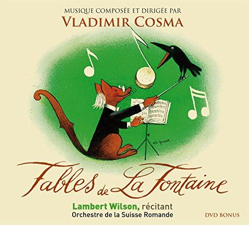 Fables de La Fontaine (Inclus DVD bonus)