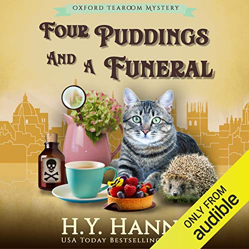 Four Puddings and a Funeral cover art