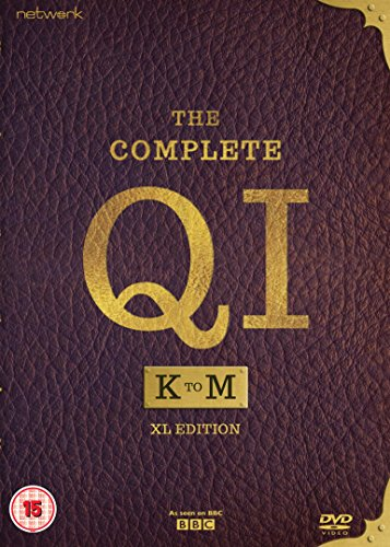 QI: The Complete K to M [Region 2]