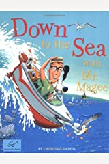 Down to the Sea with Mr. Magee: (Kids Book Series, Early Reader Books, Best Selling Kids Books) Paperback