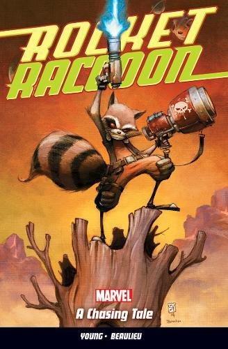 Rocket Raccoon 1 UK ED