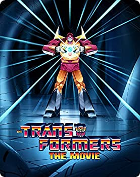 The Transformers  The Movie 35th Anniversary Limited Edition Steelbook [4K UHD] [Blu-ray]
