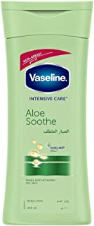 Vaseline Aloe Fresh Body Lotion, 200ml
