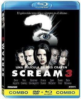 Scream 3 (Dvd + Bd) [Dvd] (2013) David Arquette; Wes Craven