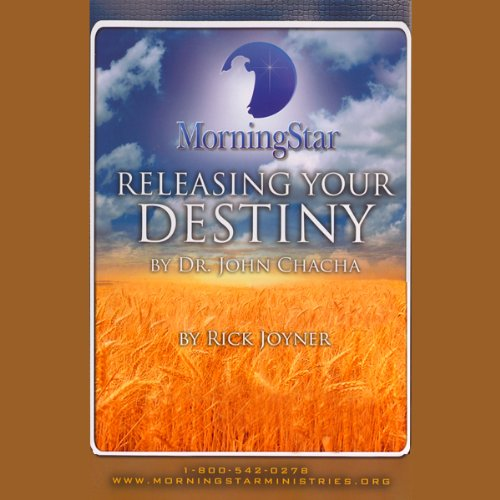 Releasing Your Destiny cover art