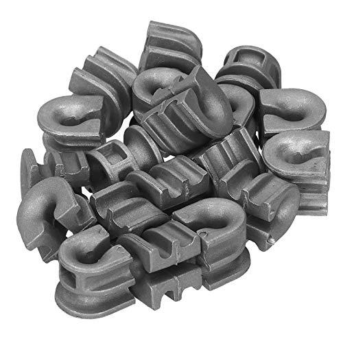 Manchons à œillets pour STIHL Great Garden Tools Remplacement des manchons à œillets prolongent la durée de vie de la machine Superbe artisanat pour la tondeuse à gazon Stihl 25-2