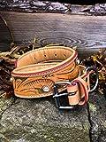 MICHUR Goldeneye, Hundehalsband, Lederhalsband - 9