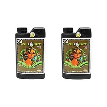 Advanced Nutrients 8550-14AB pH Perfect Sensi Grow Coco Part A+B 1 Liter Brown/A  2pks