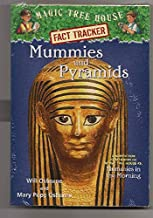 Magic Tree House Fact Tracker- Mummies and Pyramids / MTH #3 Mummies in the Morning -2 book set