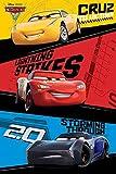 Laminiert Cars: The Movie Cars 3 Trio Maxi Poster 61 x 91,5