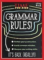 TIME For Kids Grammar Rules! 【Creative Arts】 [並行輸入品]