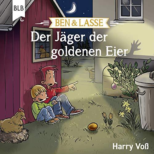 Der Jäger der goldenen Eier Titelbild