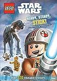 Lego Star Wars. Ready, Steady, Stick! Activity Book