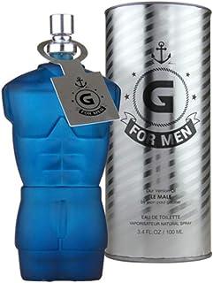 Mirage Diamond Collection G Eau de Toilette for Men, 100ml