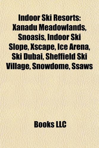Indoor Ski Resorts: Xanadu Meadowlands,