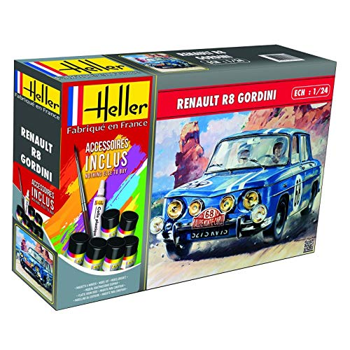 Outletdelocio. Heller 56700. Maqueta Coche Renault R8
